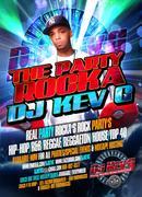 "DJ KEV G ""THE PARTY ROCKA"""