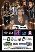DJFemme Sierra Donna Jackson