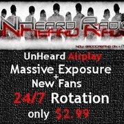 Unheard Radio