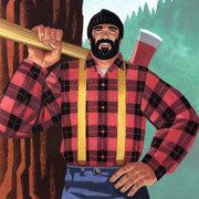 Lumbering Jack (M'odd-R8-Tr)