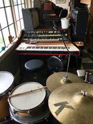 John Lowe's practice space 4