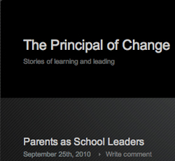 The Principal of Change by George Couros