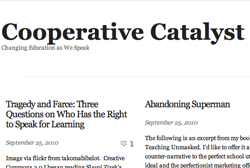 The Cooperative Catalyst Blog