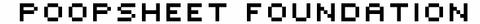 Poopsheet logo