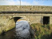 """""""Famine Bridge"""" of Doonbeg."""