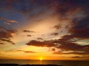 Sunset at Seafield