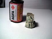 Raku Miniature