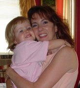 My niece, Olivia Mackwell