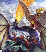Cover for 'Roland of the High Crags: Treacherous Brethren.'