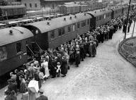WWII train to nowhere, Czech Republic