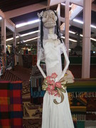 Day of the Dead statue