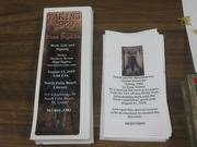 Taking 1960 book marks