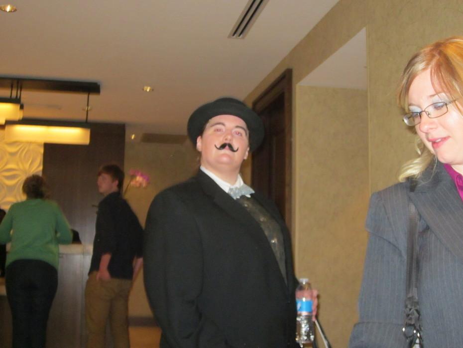Belgian Upstart Poirot
