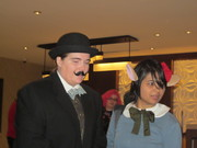 Poirot and Fan