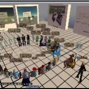 Virtual World Research Discussion Group: Jeremy Kemp presents the SLoodle Project