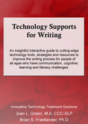 Free Webinar- Technology Supports for Writing