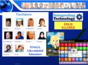 Stimulating students' creativity with Smart & Web 2.0 Technologies