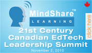 MindShare Learning Canadian EdTech Leadership Summit