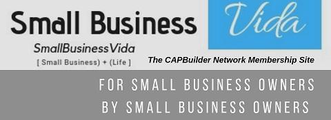 Small Business Vida Logo