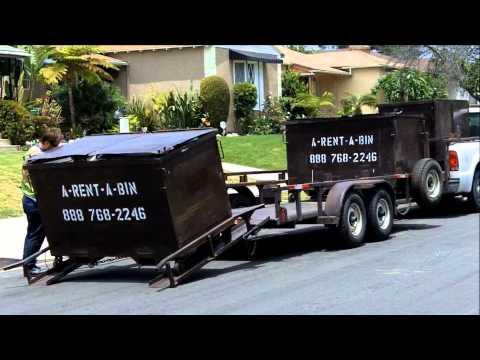 santa monica dumpster rentals