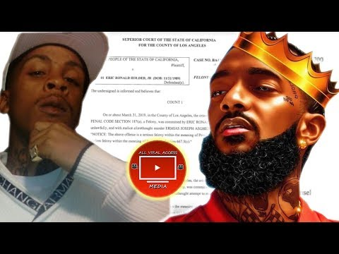 EXCLUSIVE: Eric Holder's Court Docs, Did TMZ Lie On Kerry Lathan & Nipsey Hussle? & Conspiracies