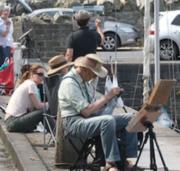 Quick Paint Competition - Dublin Plein Air