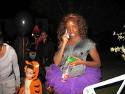 Halloween 2010 - Leimert Park Style
