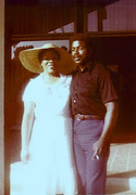 Eric and Late Wife, Val