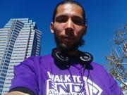 Bing Bing's 2014 Walk to End Alzheimer's in Los Angeles, CA.