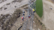 Power Line Inspection by Sky Solutions