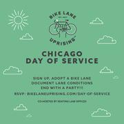 BLU Day Of Service - Adopt a bike lane