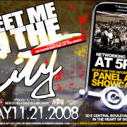 ICON 11/21 5PM IN ORLANDO FOR THE MEET ME IN THE CITY MUSIC CONFERENCE (CLASSIC WEEKEND)