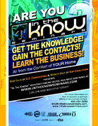 """In The Know Seminars - """"How To Put Out Your Own CD"""""""