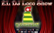 EL DJ Loco Show on Radio K.I.F 97.8 Fm Brussels
