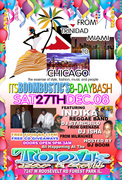 DJ Bombastic Birthday Party