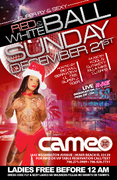 RED AND WHITE XMAS BLOWOUT!!!