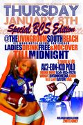 OFFICIAL BIG GAME AFT PARTY@ The Livingroom South Beach