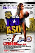 "THE OFFICIAL S.O.P.O. JSU VS ASU PRE-GAME PARTY ""THE GIFTED"" DJ M.O.B. LIVE IN THE MIXX"