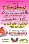 "Get It Girl ""Sweetheart"" B-Day Bash"