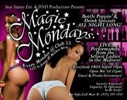 Magic Mondays @ CLUB 22