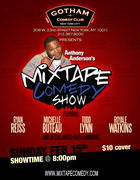 Anthony Anderson's Mixtape Comedy Show