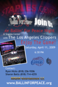 Ballin For Peace Night w/ The Los Angeles Clippers