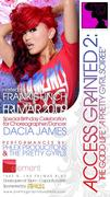 """Darcia James Birthday Party hosted by """"Trunk Hustlers"""" Frankie Finch"""