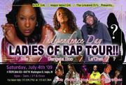 Ladies In Rap Tour