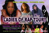 Ladies Of Rap Tour