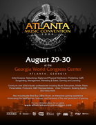 Atlanta Music Convention 2009-Press Release