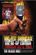 SAVAGE DA BEAST IN THE MIC-FEST SHOWCASE, THE RE-UP EDITION