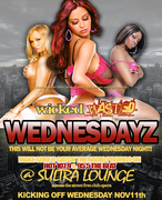 ATL'S WASTED WED'S SUTRA LOUNGE