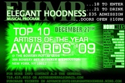 THE EHMP TOP TEN ARTISTS OF THE YR AWARDS 09 DEC27