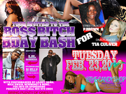 YOUR INVITED TO OUR ~BOSS B*TCH BDAY BASH~ TUES~FEB.23rd~@CANDYSHOP GENTLEMENS CLUB!!